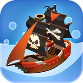 Merge Pirate! icon