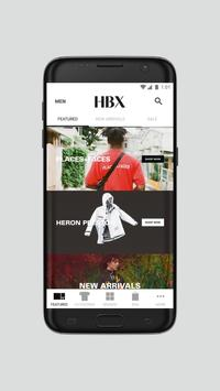 HBX screenshot 1