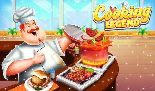 Cooking City Crazy Chef Restaurant Game 2019 screenshot 4