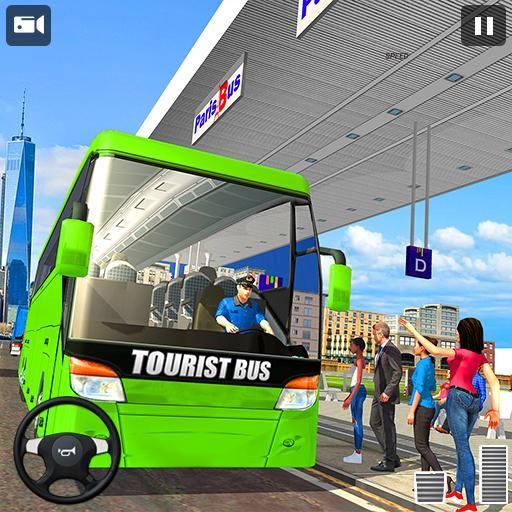 公交车模拟器2019  - 免费 - Bus Simulator 2019 - Free