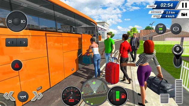 Otobüs Simülatörü 2019 – Ücretsiz - Bus Simulator Ekran Görüntüsü 6