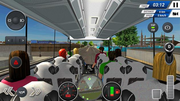 Otobüs Simülatörü 2019 – Ücretsiz - Bus Simulator Ekran Görüntüsü 9