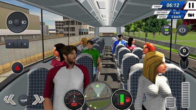 Otobüs Simülatörü 2019 – Ücretsiz - Bus Simulator Ekran Görüntüsü 10