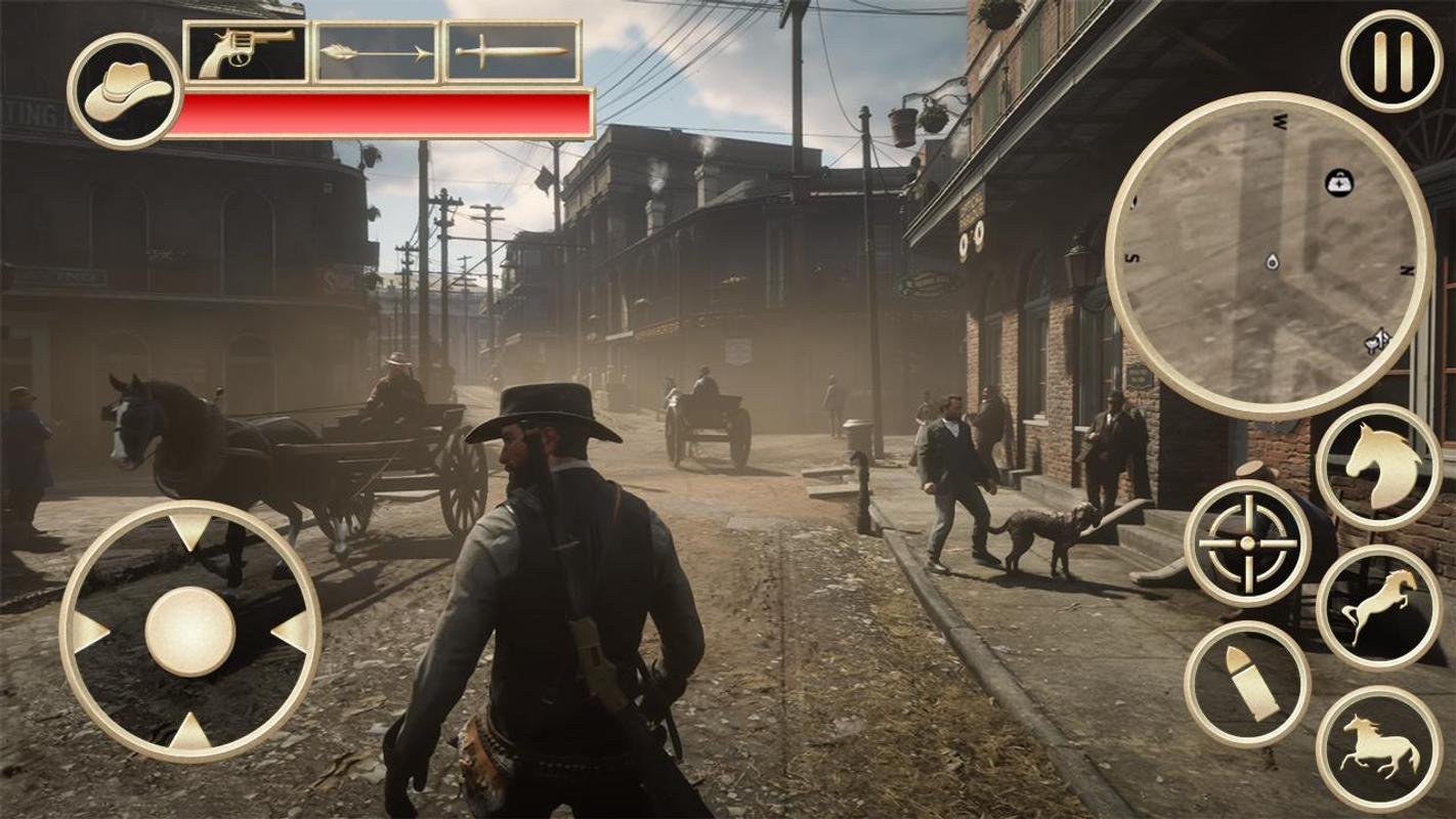 Wild West Survival Shooting screenshot 1
