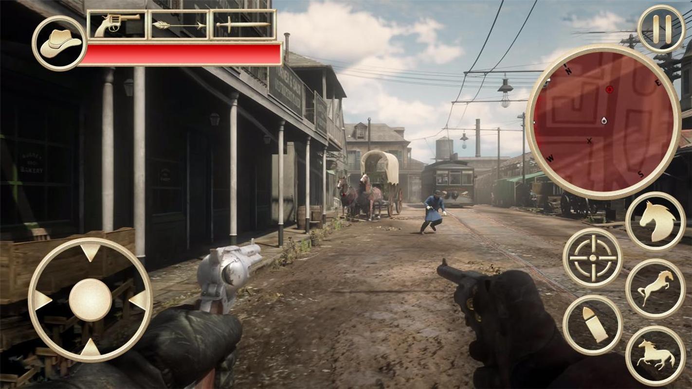 Wild West Survival Shooting screenshot 3