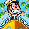 Idle Cruise Ship-icoon