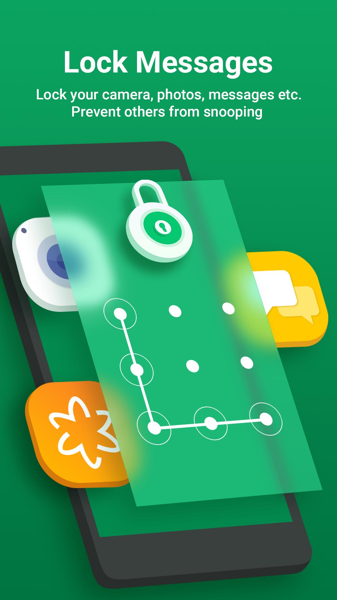 AppLock - Lock Apps, PIN & Pattern Lock for Android - APK Download