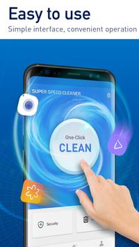 Super Phone Cleaner: Virus Cleaner, Phone Cleaner poster