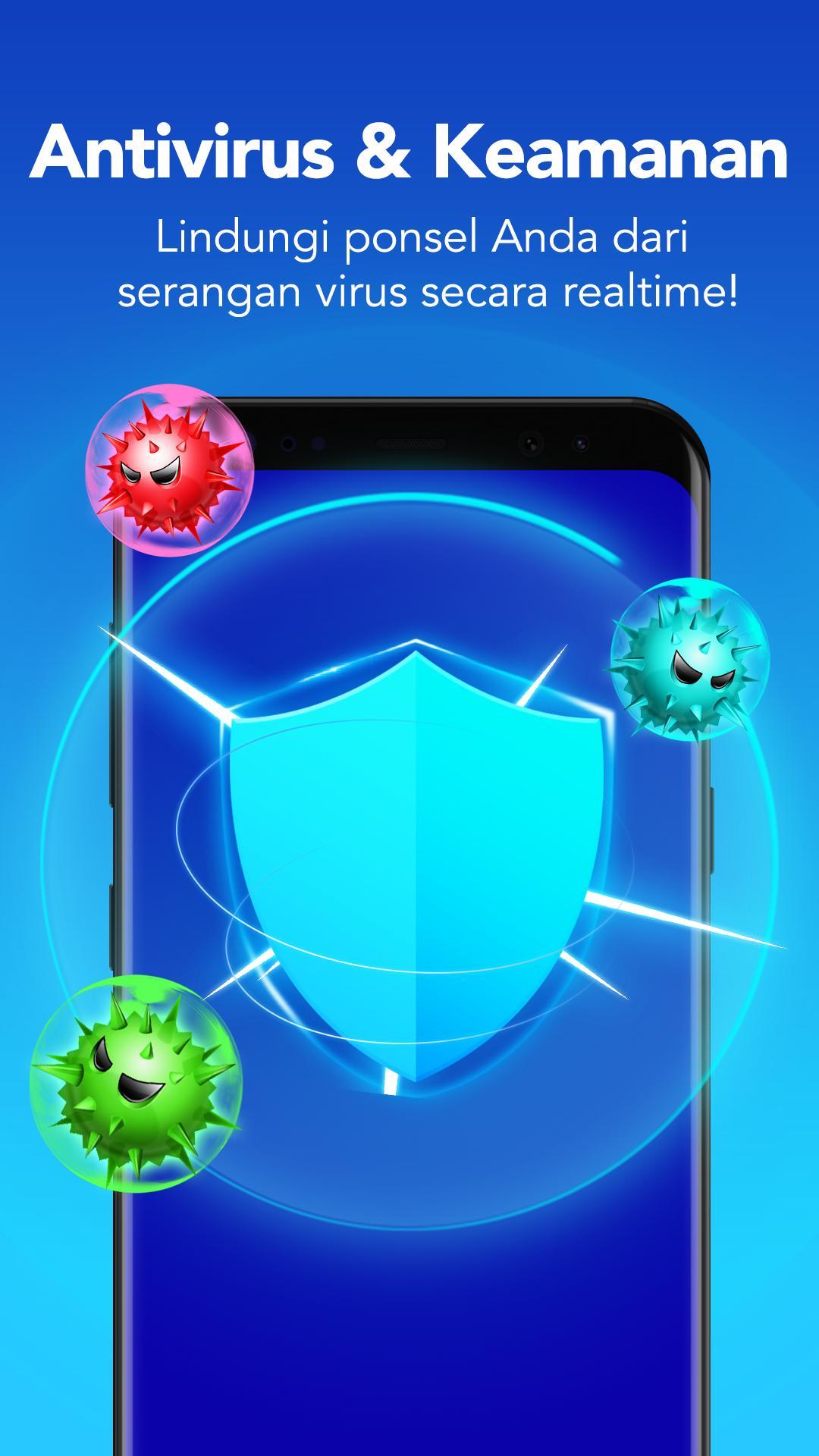 Pembersih Anti Virus Pembersih Virus Dan Sampah For Android Apk Download