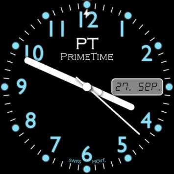 Watch Face Prime Time poster