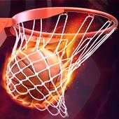 街頭投籃-打籃球射籃街籃大師,真實模擬投射遊戲,自由灌籃挑戰 on pc