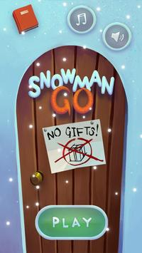 Snowman GO poster