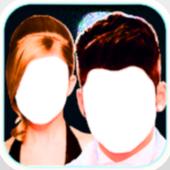 Frisuren Frisur mit Gesicht ausprobieren - Haarig icon