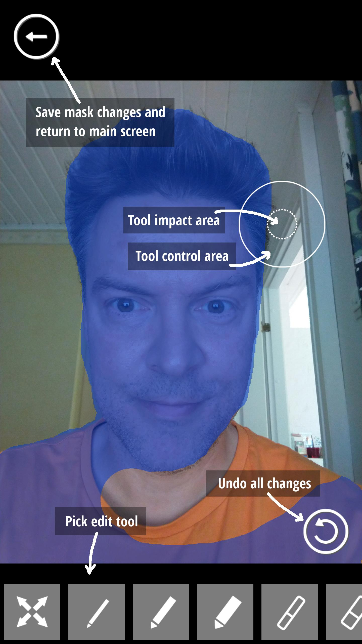AI Green Screen for Android - APK Download