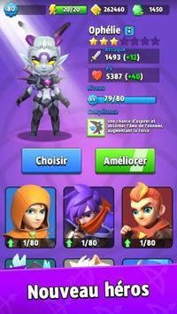 Archero capture d'écran 2