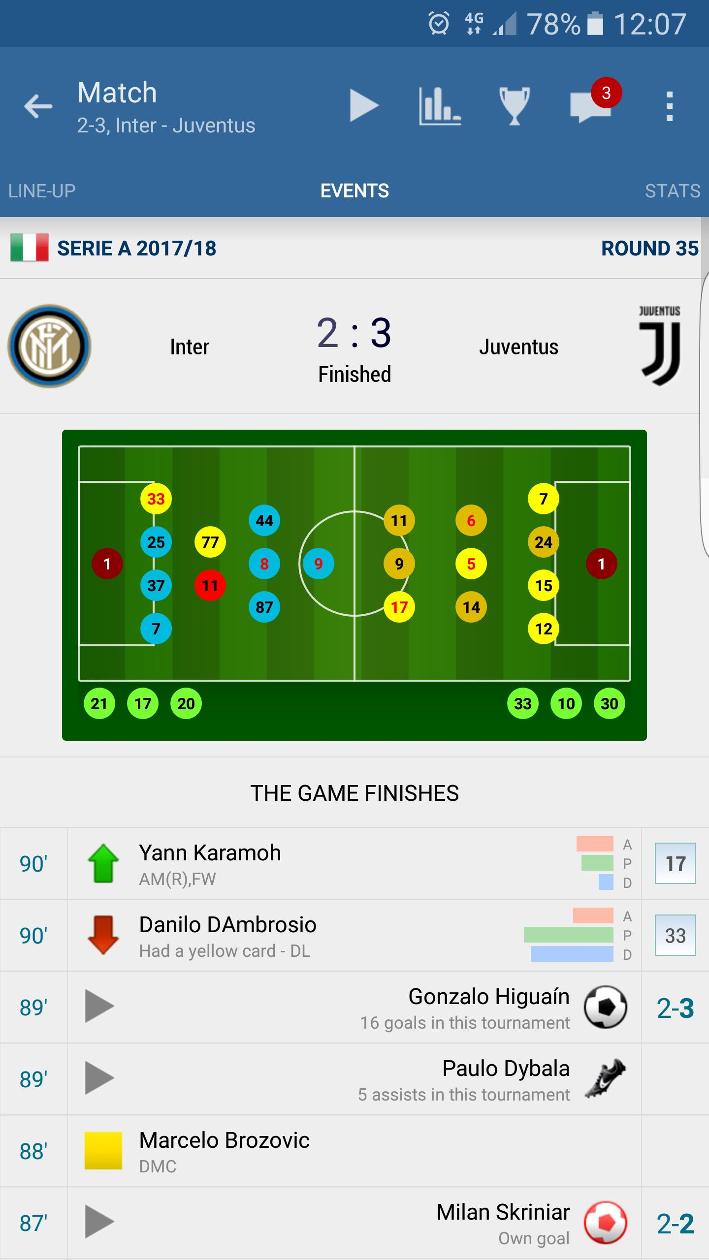 Live Scores Soccer Center for Android - APK Download