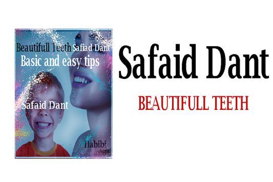 Safaid Dant- screenshot 1