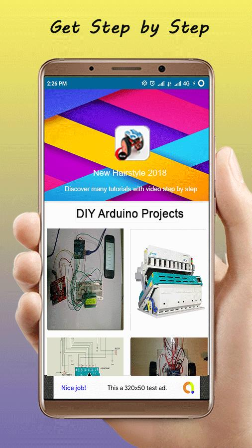 DIY Arduino Projects Ideas for Android - APK Download