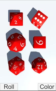 DICE OF DICE poster