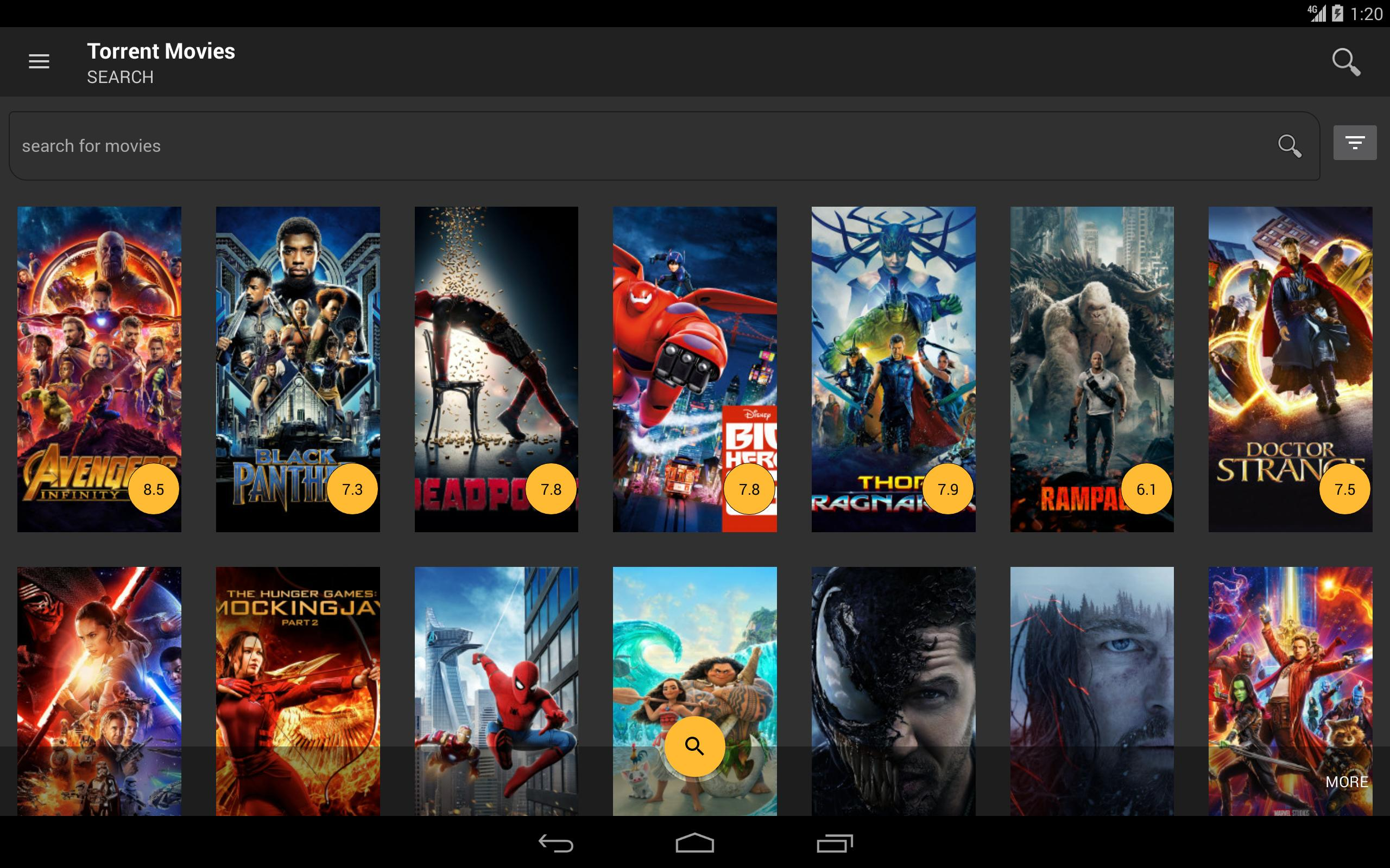 Torrent Movies For Android Apk Download