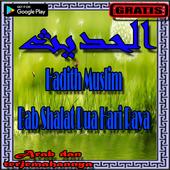 Hadist Muslim Bab Shalat Dua Hari Raya icon