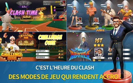 Homerun Clash capture d'écran 15