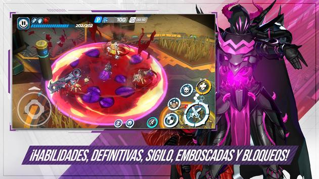 OVERDOX captura de pantalla 3