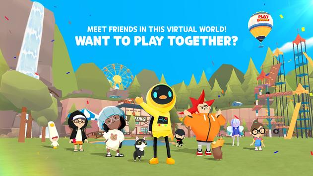 Play Together plakat