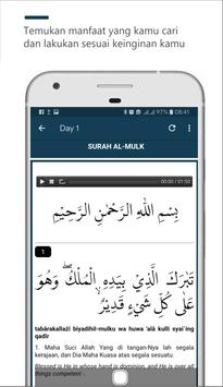 hafalan surat Al Mulk - memorize surah ảnh chụp màn hình 2