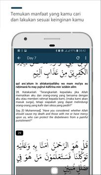 hafalan surat Al Mulk - memorize surah ảnh chụp màn hình 7