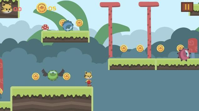 Hero Cat screenshot 2