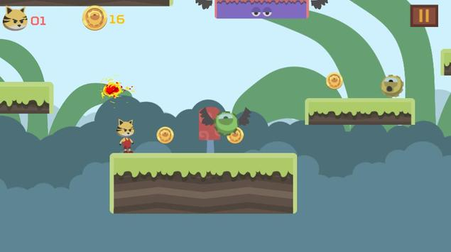 Hero Cat screenshot 4