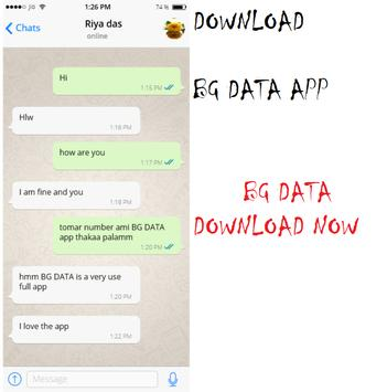 Indian boys and girls numbers app  BG DATA screenshot 1