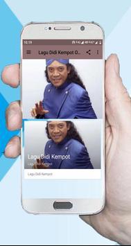 Lagu Didi Kempot Offline screenshot 8