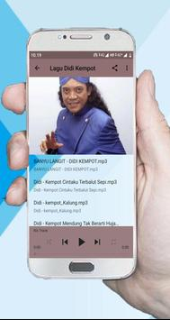 Lagu Didi Kempot Offline screenshot 2