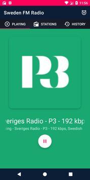 🇸🇪 FM Radio - Sweden 📻 screenshot 4