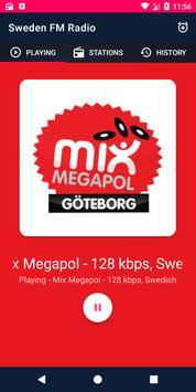 🇸🇪 FM Radio - Sweden 📻 screenshot 6