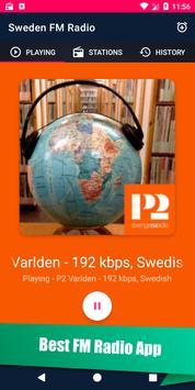 🇸🇪 FM Radio - Sweden 📻 screenshot 1
