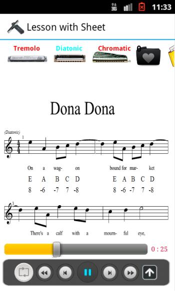 Harmonica Tabs (Music Theory and Midi) for Android - APK Download