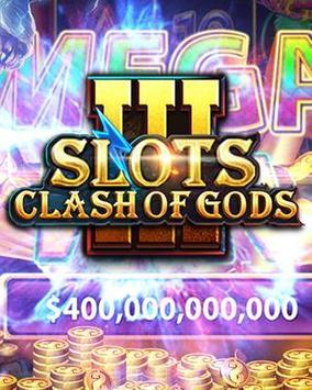 Slots Clash of Gods Ⅲ screenshot 4