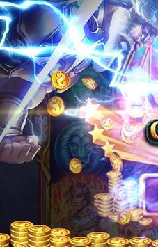 Slots Clash of Gods Ⅲ poster