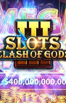 Slots Clash of Gods Ⅲ screenshot 1