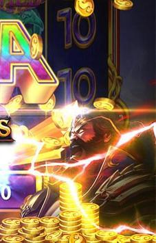 Slots Clash of Gods Ⅲ screenshot 2