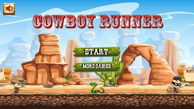 Cowboy Runner poster
