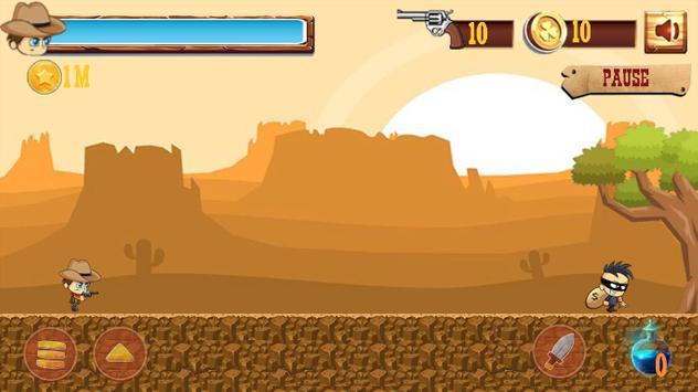 Cowboy Runner screenshot 2