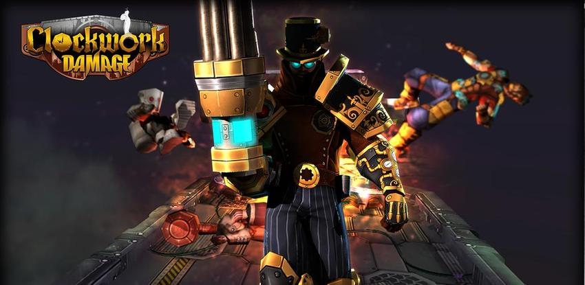 Clockwork Damage - The Ultimate Shooter APK