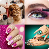 Makeup Videos - Hairstyle Videos - Beauty Tips icon