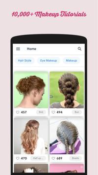 Makeup Videos - Hairstyle Videos - Beauty Tips screenshot 4