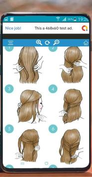 Hairstyles quick to learn screenshot 3