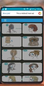 Hairstyles quick to learn screenshot 1